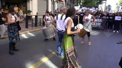 Yunanistan'da hayvan hakları protestosu - ATİNA