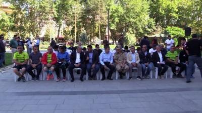 9. Elbistan-Afşin-Ekinözü Ultra Maratonu koşuldu - KAHRAMANMARAŞ