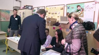 Bosna Hersek'teki seçimler - SARAYBOSNA