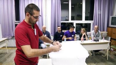 Bosna Hersek'teki seçimlerde oy verme işlemi sona erdi - SARAYBOSNA
