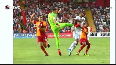 Cüneyt Çakır'ın hayran olduğu futbolcu