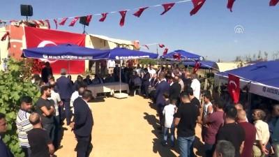 bassagligi - TBMM Başkanı Binali Yıldırım şehit Hekim'in ailesini ziyaret etti (2) - ANTALYA