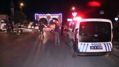 ticari arac - Trafik kazaları: 5 yaralı - ERZİNCAN