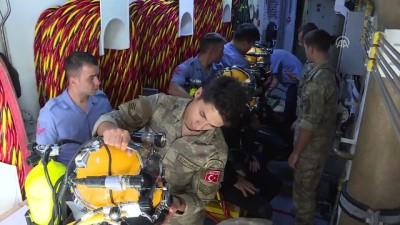 Türkiye'nin deniz altındaki kurtarıcı erleri - İSTANBUL