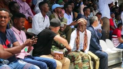 Türkiye Somali askerlerini eğitmeye devam ediyor - MOGADİŞU