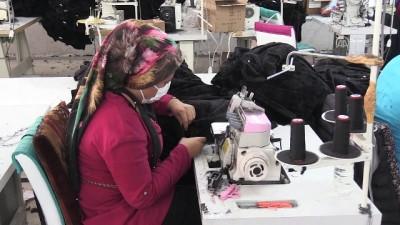 Bakkalı olmayan köye tekstil fabrikası kurdu - AFYONKARAHİSAR