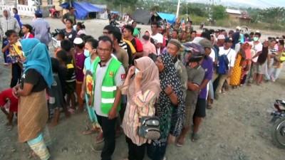 Cansuyu'ndan 20 bin depremzedeye gıda ve hijyen paketi - PALU