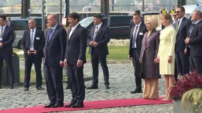Cumhurbaşkanı Erdoğan Macaristan'da - BUDAPEŞTE