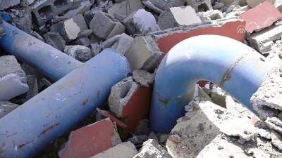 DEAŞ Kerkük'te 14 köyü susuz bıraktı - KERKÜK