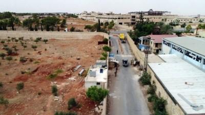 İdlib'de cephe hatlarındaki ağır silahların çekilmesi tamamlandı - İDLİB