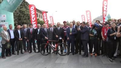 54. Cumhurbaşkanlığı Türkiye Bisiklet Turu başladı - KONYA
