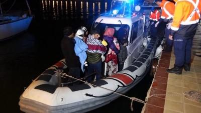 69 düzensiz göçmen yakalandı - ÇANAKKALE