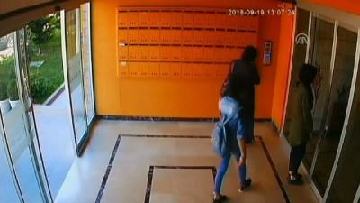 Hırsızlık zanlısı kadınlar güvenlik kamerası görüntüleri sayesinde yakalandı - ANKARA