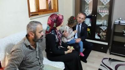 servis araci - Sosyal medyadan Kaymakam'a ulaşıp kızını okula kavuşturdu - KASTAMONU