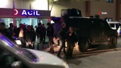 Batman'da teröristlerle çatışma: 1 polis yaralandı
