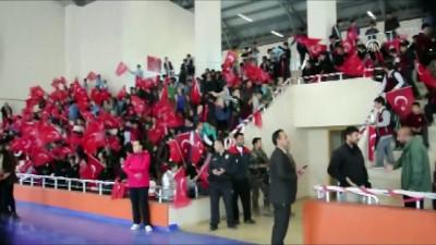Bulanık'ta 'Gençlik ve Spor Kulübü' açıldı - MUŞ
