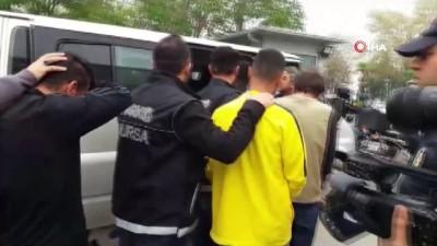 Bursa polisinden uyuşturucu satıcılarına büyük darbe