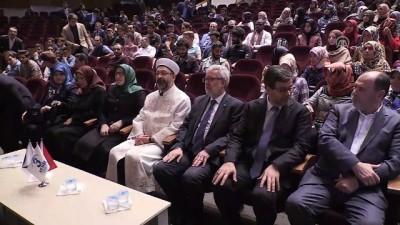 Diyanet İşleri Başkanı Erbaş'tan gençlere deizm uyarısı - BURSA