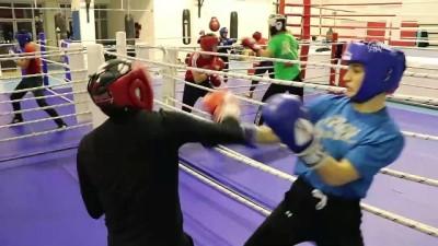 Kadın milli boksörlerin ikici etap kampı başladı - KASTAMONU