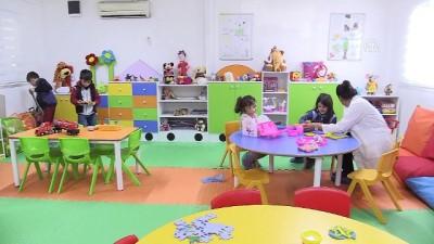 Kızılaydan onkoloji hastalarının çocukları için 'şefkat evi' - ANKARA