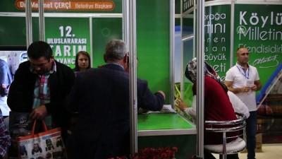Manisa Tarım Hayvancılık Fuarı açıldı
