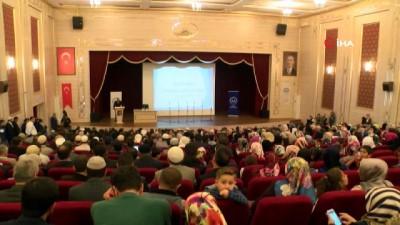 """Mardin'de """"Biz Bir Aileyiz"""" konferansı düzenlendi"""