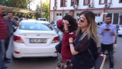 Mersin'de masaj salonuna fuhuş operasyonu:12 gözaltı