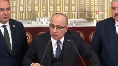 MHP'li Yönter uzman çavuşların sorunlarını Meclis'e taşıdı