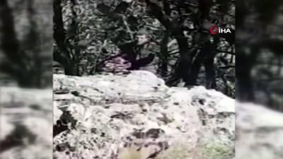 PKK'nın sözde Gaber sorumlularından olan terörist böyle yakalandı