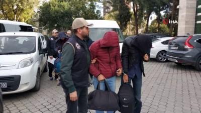Samsun'da FETÖ'den 6 asker adliyeye sevk edildi