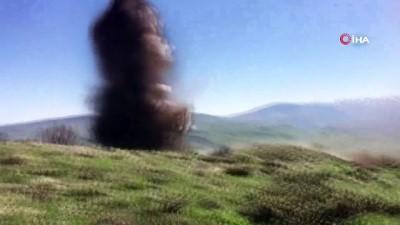 Şenyayla'da teröristlere ağır darbe