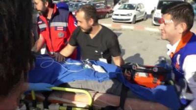Tokat'ta aynı anda üç felaket senaryosu gibi tatbikat