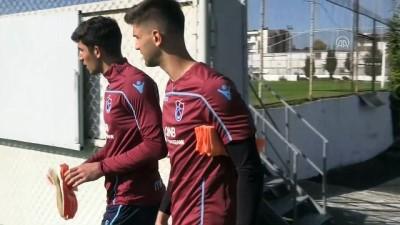 Trabzonspor'da Bursaspor maçı hazırlıkları başladı - TRABZON
