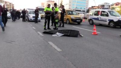 Uşak'ta resmi aracın çarptığı yaşlı adam öldü