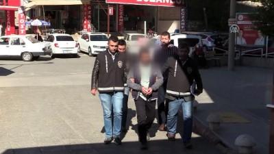 Yeğenini silahla yaralayan kişi yakalandı - KAHRAMANMARAŞ