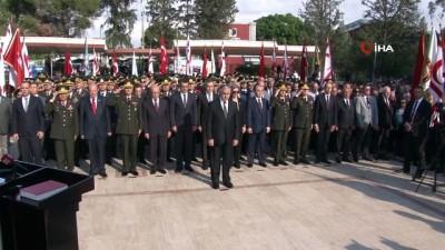- Atatürk, KKTC'de Törenle Anıldı