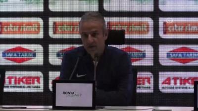 Atiker Konyaspor-MKE Ankaragücü maçının ardından - KONYA