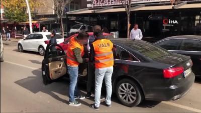 Başkent'te 'Vale' operasyonu: 5 gözaltı