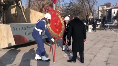 Büyük Önder Atatürk'ü anıyoruz - AĞRI