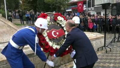 Büyük Önder Atatürk'ü anıyoruz - AMASYA