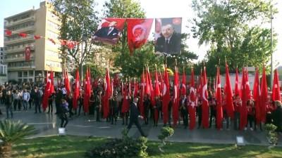 Büyük Önder Atatürk'ü anıyoruz - ANTALYA
