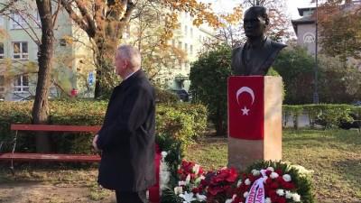 Büyük Önder Atatürk'ü anıyoruz - BUDAPEŞTE/SARAYBOSNA/PRİŞTİNE/ZAGREB