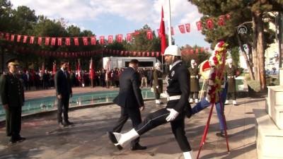 Büyük Önder Atatürk'ü anıyoruz - ELAZIĞ