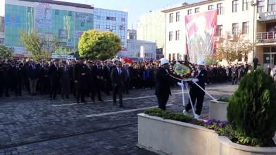 Büyük Önder Atatürk'ü anıyoruz - IĞDIR