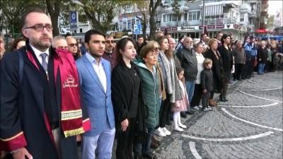 Büyük Önder Atatürk'ü anıyoruz - İSTANBUL / KARABÜK / ZONGULDAK