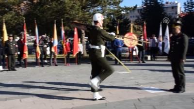 Büyük Önder Atatürk'ü anıyoruz - KARS