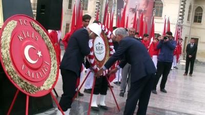 Büyük Önder Atatürk'ü anıyoruz - KİLİS