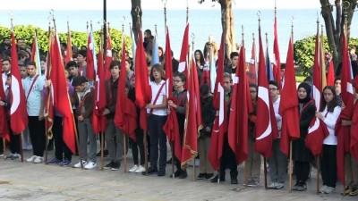 Büyük Önder Atatürk'ü anıyoruz - ORDU