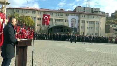 Büyük Önder Atatürk'ü anıyoruz - ŞIRNAK