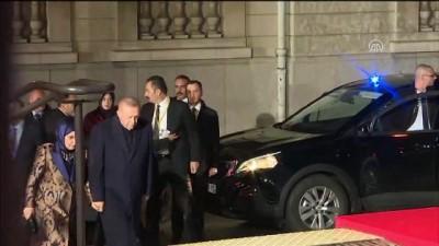 hukumet - Cumhurbaşkanı Erdoğan, Orsay Müzesi'nde - PARİS